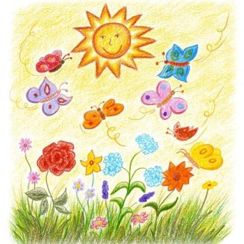... cálidos, el canto de los pajaritos y el renacimiento de las flores