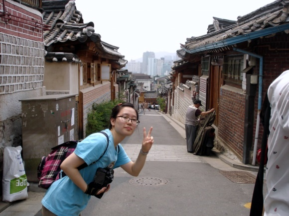 how to find a host family in korea