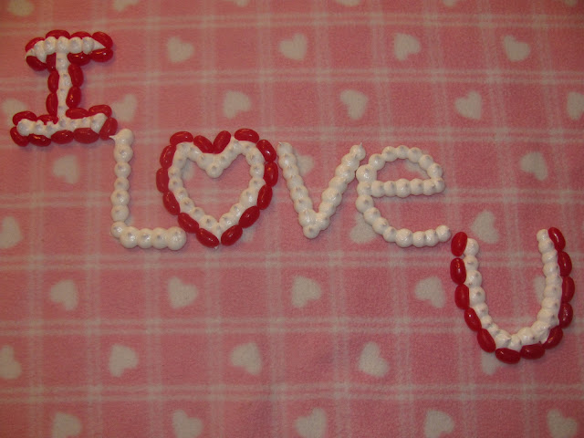 Valentine's Meringue