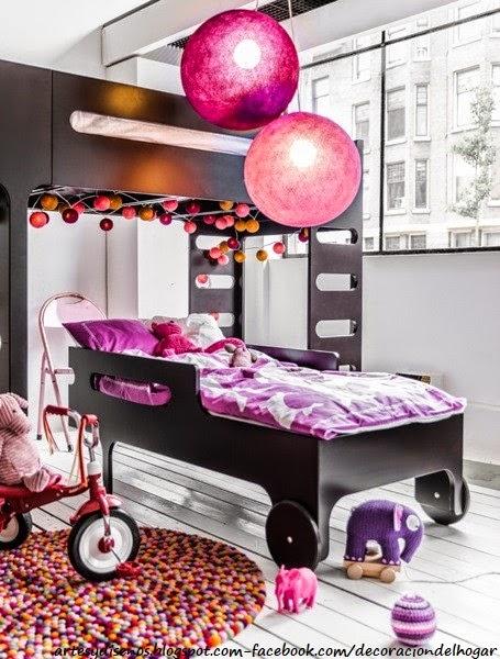 Lamparas para dormitorios infantiles - Lampara de techo para dormitorio ...
