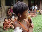 Hermanos Yanomamis