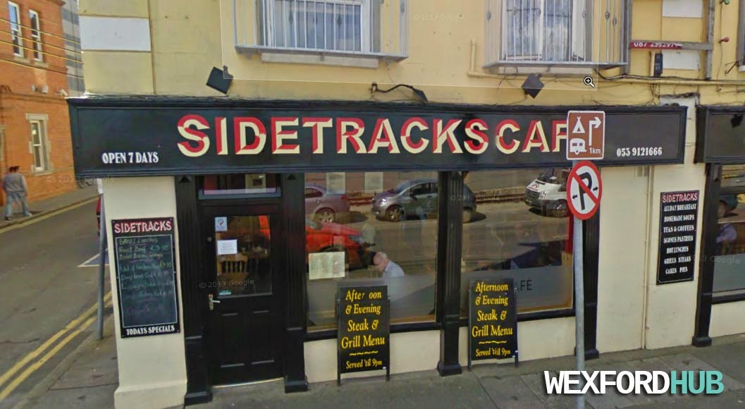 Sidetracks Cafe, Wexford