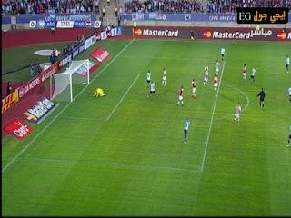 اهداف مباراة الارجنتين 2 × 2 البارغواي : كوبا أمريكا