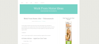 pic of website work from home ideas