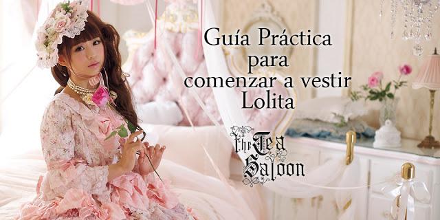 Guía Práctica para comenzar a vestir Lolita