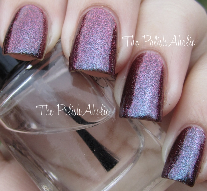 The PolishAholic: Models Own Beetlejuice Collection Swatches!
