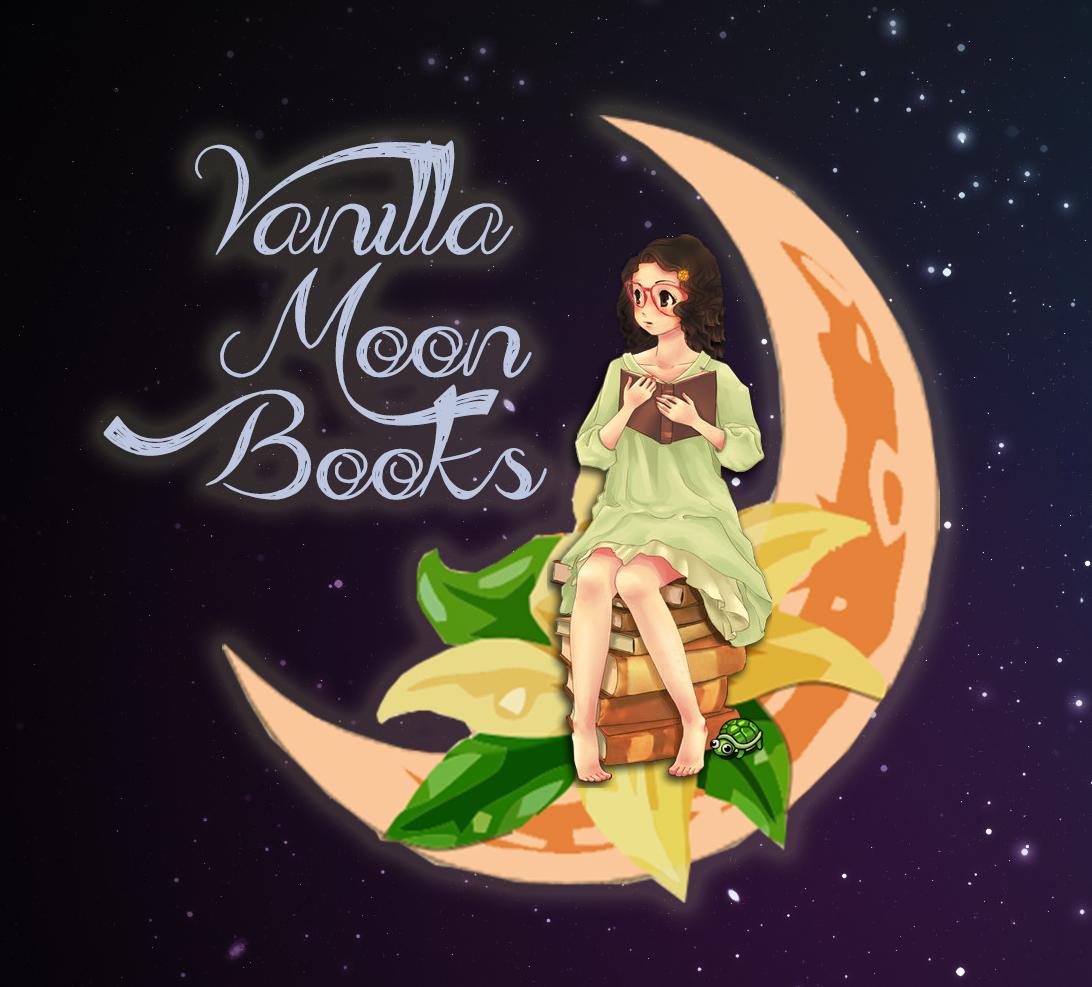 Logo Vanilla Moon Books