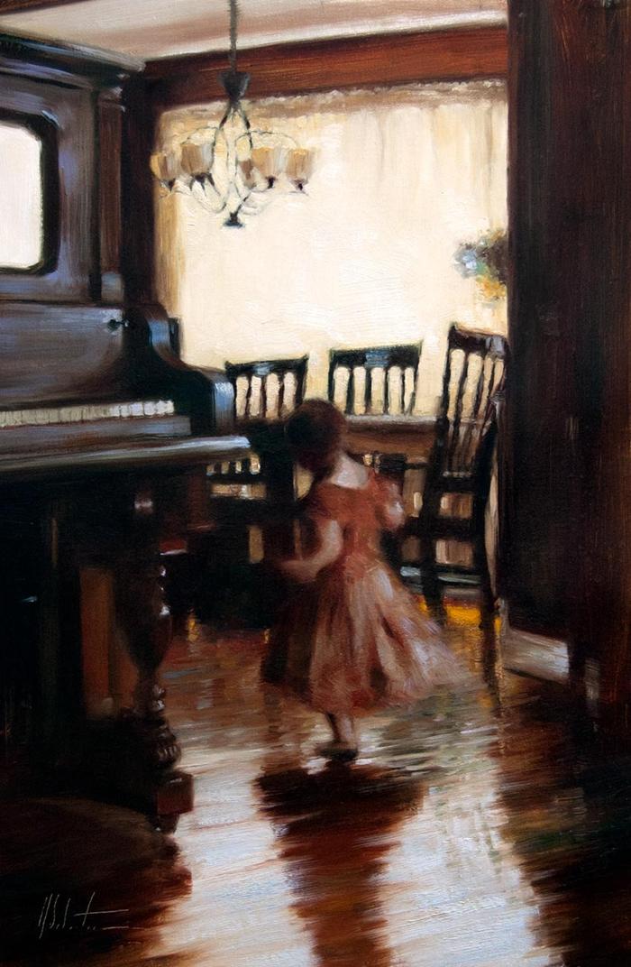 Mara Schasteen 1976 | American Still life painter