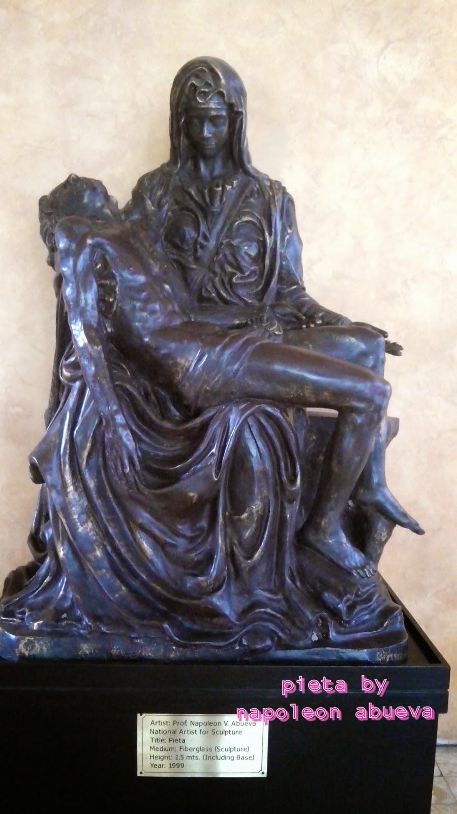 Pieta by Napoleon Abueva