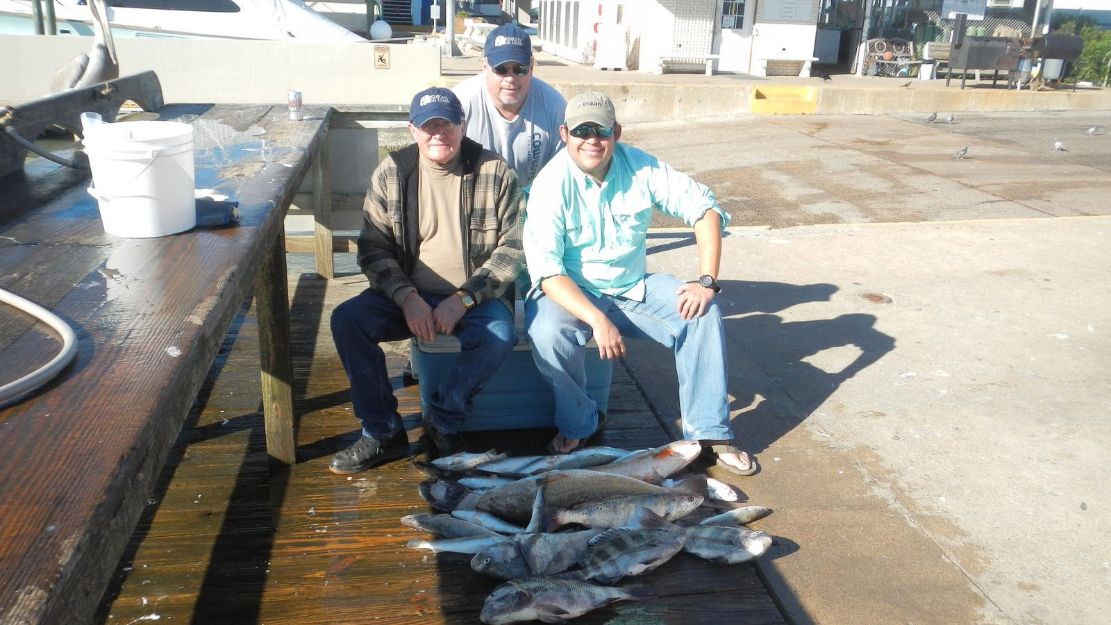 Galveston bay texas and sabine lake fishing reports for Galveston jetty fishing report