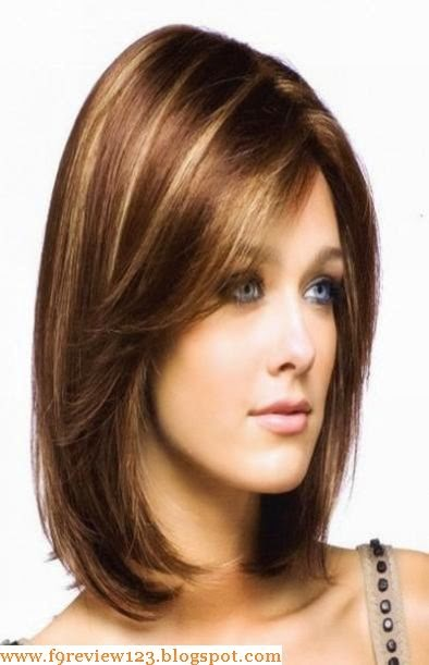 Beautiful Straight Short Hairstyles 2014 - Style Brand