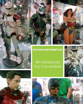 Davao City Mindanao Toy Convention