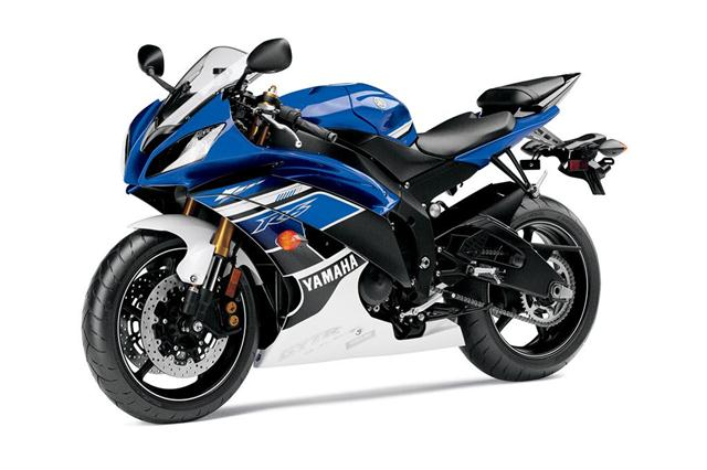 Yamahas Yzf r6  2013    Mech Affection