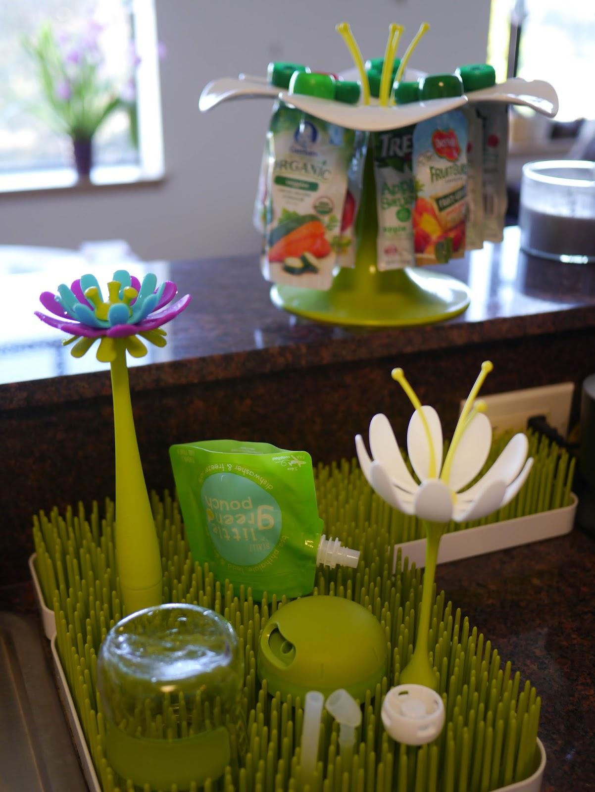 Little Hiccups My Kitchen Flower Garden With Boon