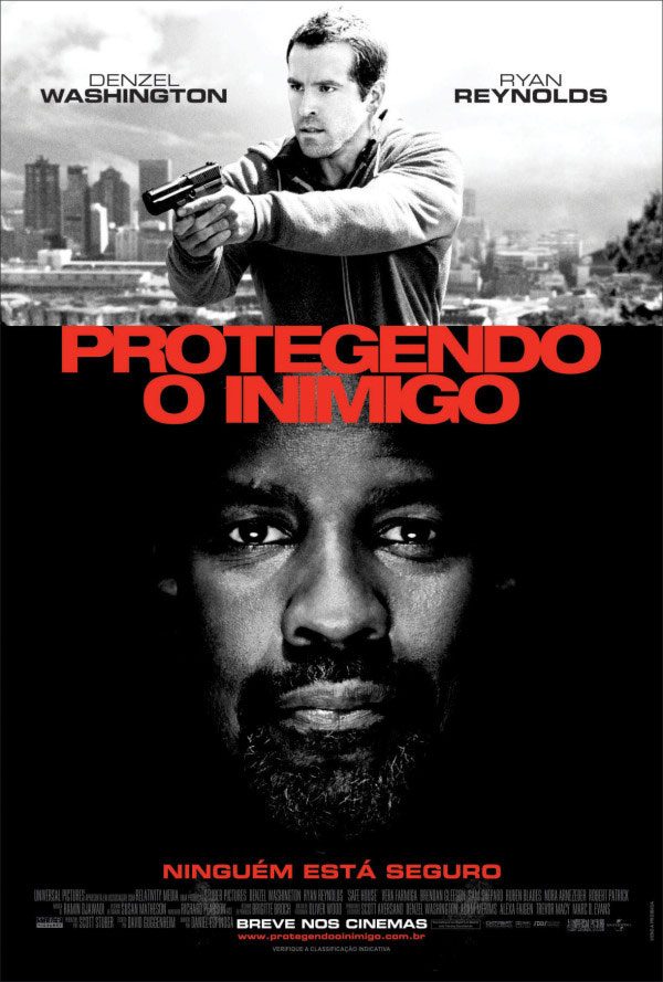 Protegendo o Inimigo - Torrent