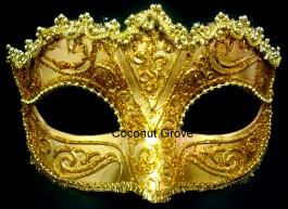 Máscara Aquarina Oro