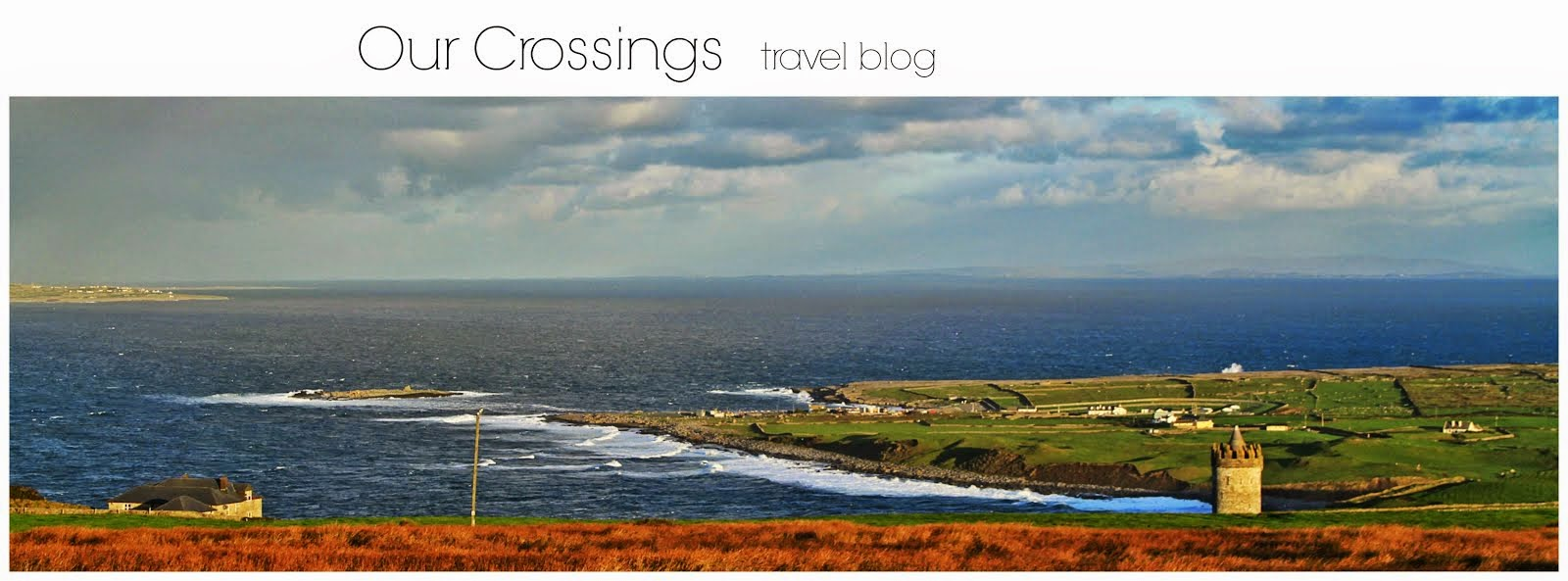 OUR CROSSINGS travel blog