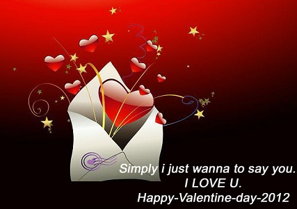 asdturnsone Valentines Day 2012 Cards Romantic Valentines – Valentine Cards for Lovers