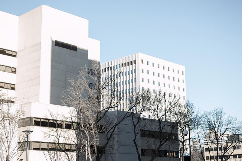 Edmonton, Alberta Federal Buildings
