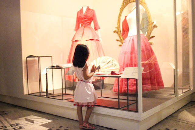 Fashion Exhibit at the V&A London | Chichi Mary Kid's Boutique