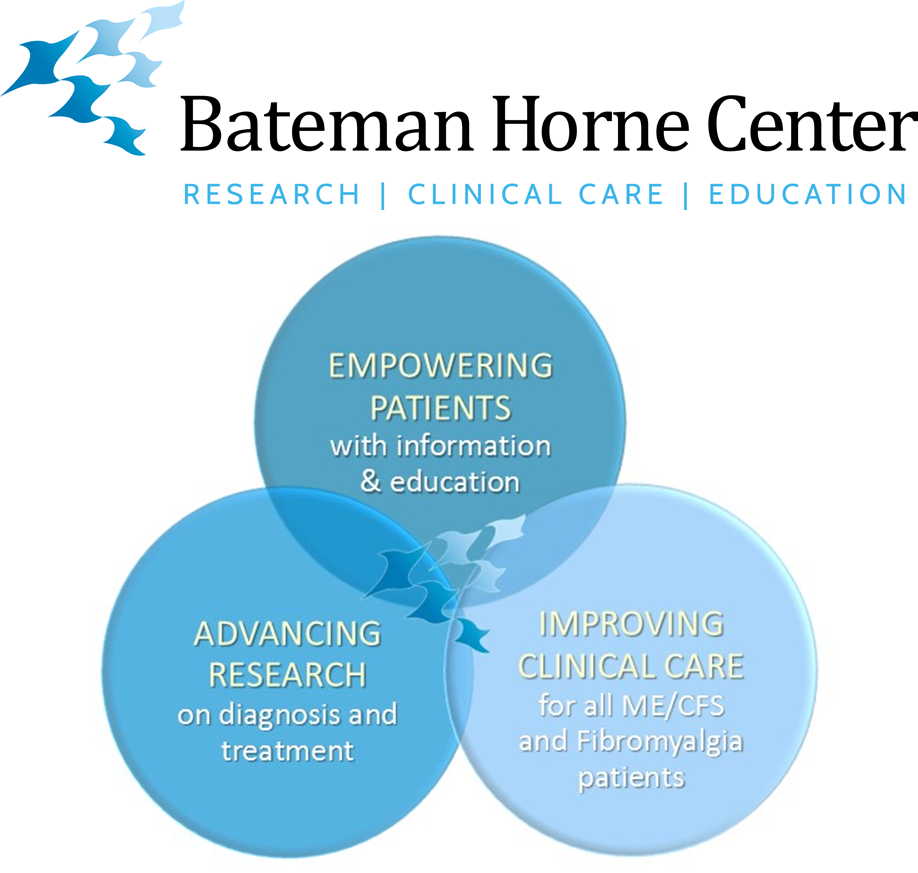Support Dr. Cindy Bateman's ME/CFS work today!