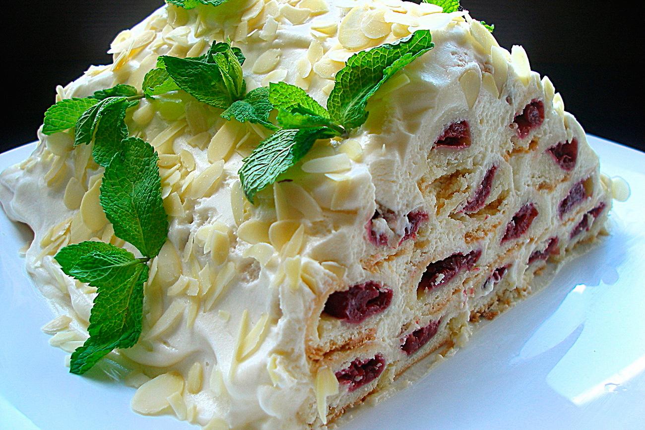 очень вкусный торт Монастырская изба