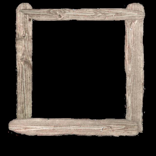 Antique Wooden Frame Png Old Wooden Frame Png Wood