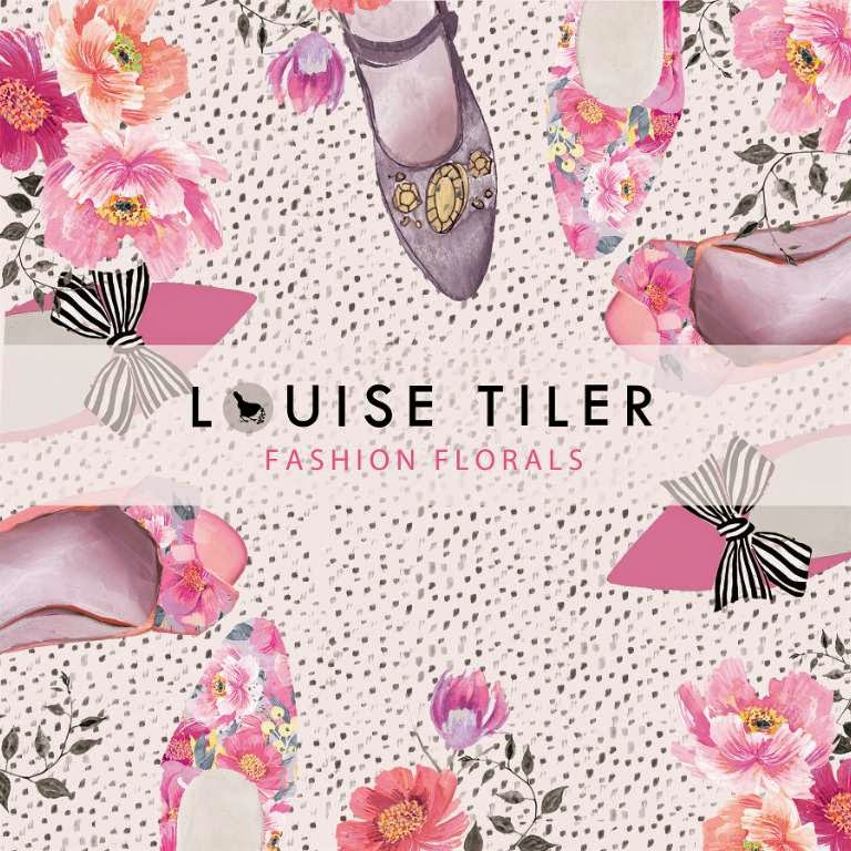 Fashion Florals from Louise Tiler