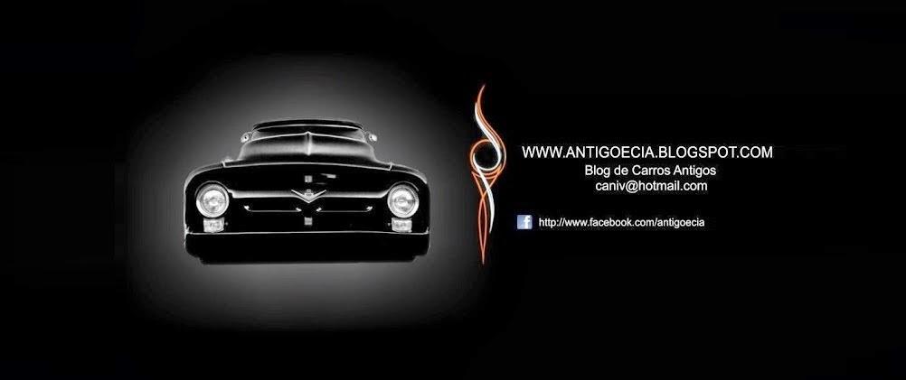 Antigo e Cia Blog de Carros Antigos