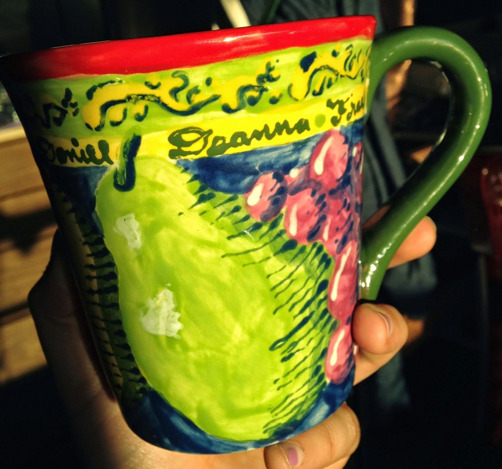 Fruit Mug