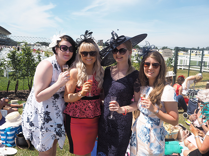bloggers royal ascot ladies day