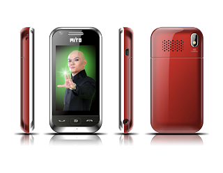 Spesifikasi MITO 833 Master Touchscreen 2011