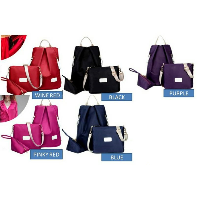 3in1 bag Set- RM38 Free shipping