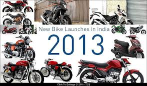 Upcoming Bikes in 2013 Above 10,00,000 Rs.