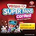 Voopee-XOX Super Fans Contest