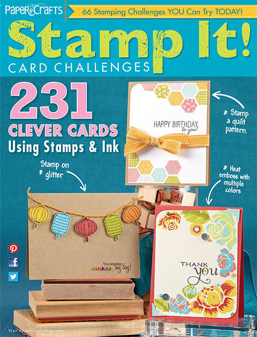 Stamp It! Card Challenges