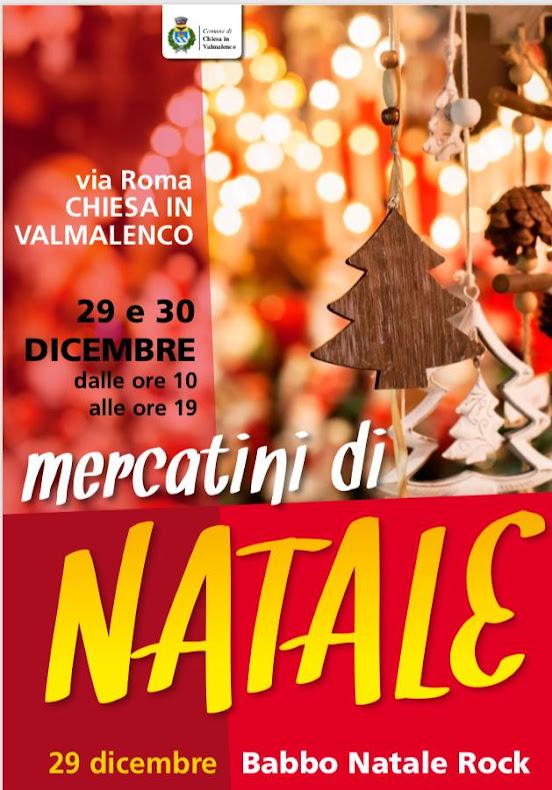 Mercatini di Natale a Chiesa in Valmalenco