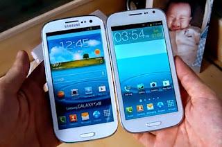 Cara membedakan Samsung Galaxy Palsu dan Original