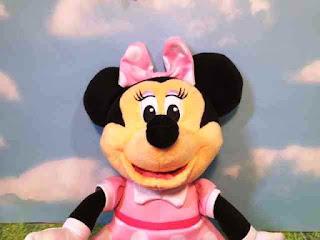 Gambar Boneka Minnie Mouse Lucu dan Imut 7