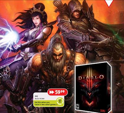 Diablo 3 -Futureshop