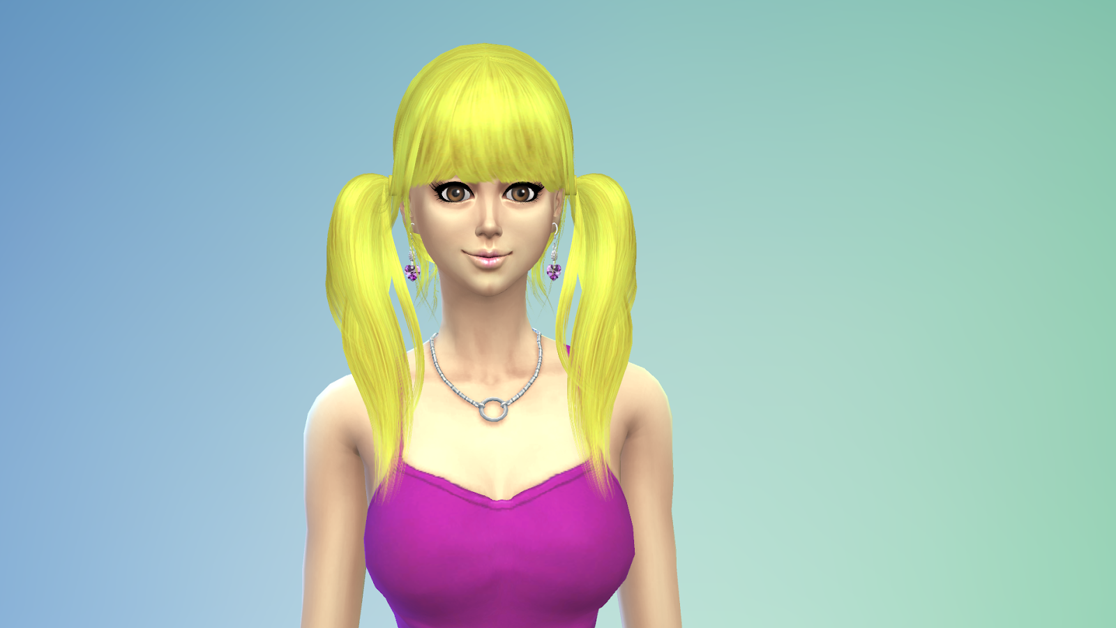 ... & Lucy Heartfilia (Fairy Tail) - The Sims 4 - Pirralho do Game