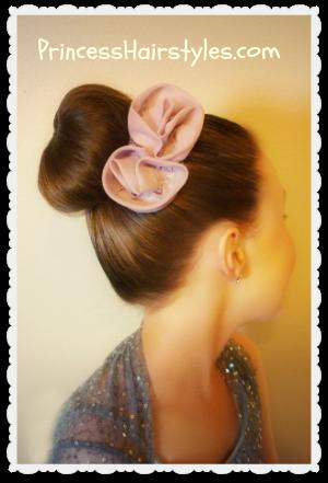 Fine Dance Hairstyles Donut Bun Sock Bun 101 Hairstyles For Girls Hairstyle Inspiration Daily Dogsangcom