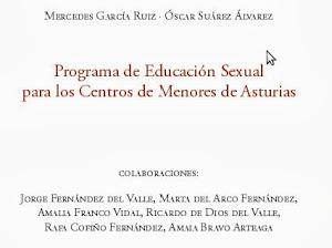 P. de educación sexual para los centros de menores