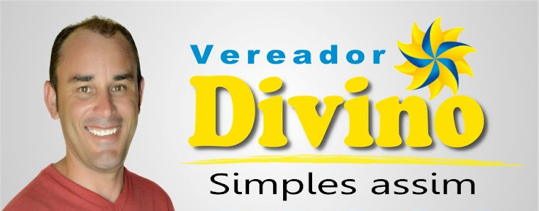 Blog do Vereador Divino