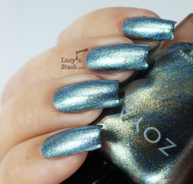Lucy's Stash: Zoya Hazel