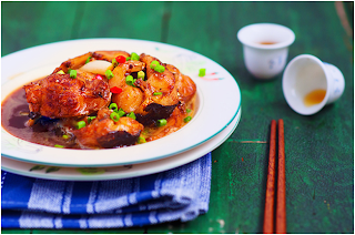 Cách nấu món Cá đối kho tương ngon