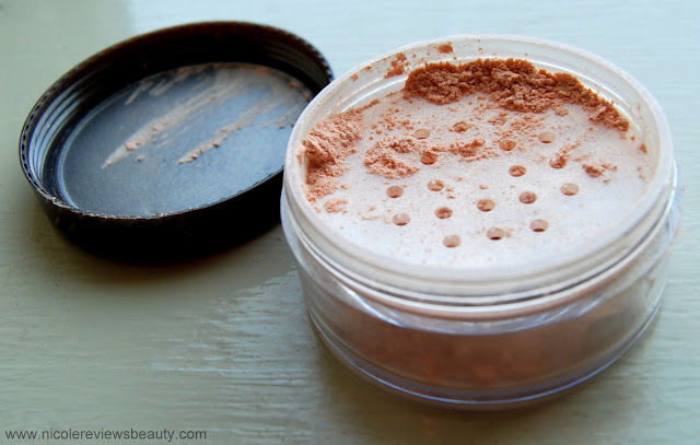 Korres Wild Rose Mineral Illuminating Powder