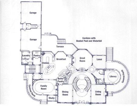 Toll Brothers Virginia Floor Plans Toll Brothers Savoy Floor Plan ...