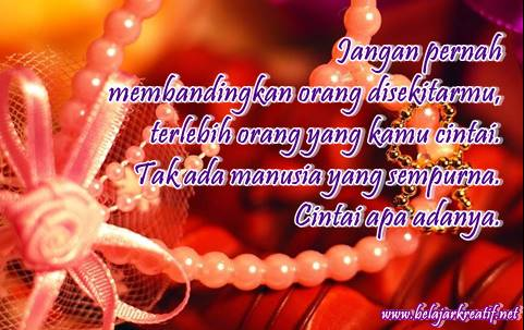 gambar kata kata bijak teladan dan nasehat tentang cinta dan hidup