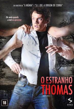 Pôster/capa/cartaz nacional de O ESTRANHO THOMAS (Odd Thomas)